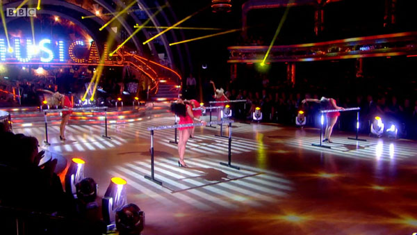 Barres on strictly 1