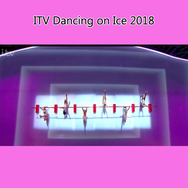 Dancing on Ice 2018 1