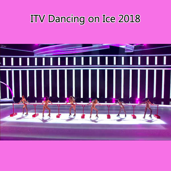 Dancing on Ice 2018 2