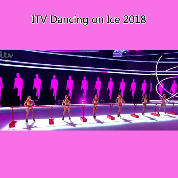 Dancing on Ice 2018 4